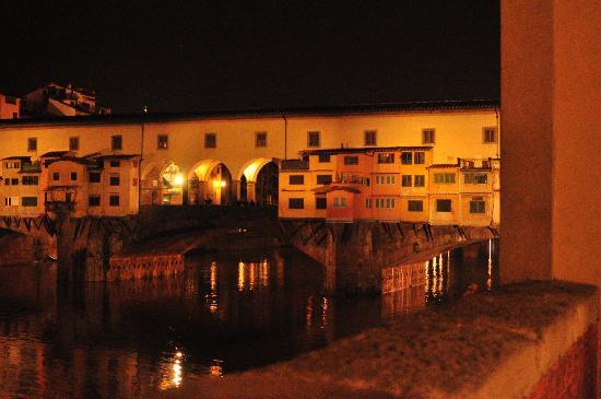 Hotel Degli Orafi: View of Ponte Veccio