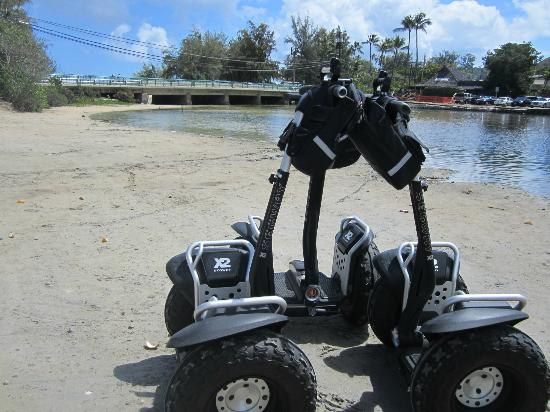 Segway of Hawaii- Kailua: A must do (even if you've done it before)