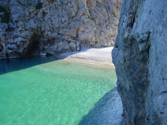Majorca, Spain: SA CALOBRA