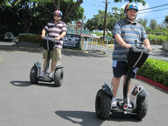 Segway of Hawaii- Kailua : A must do (even if you've done it before)