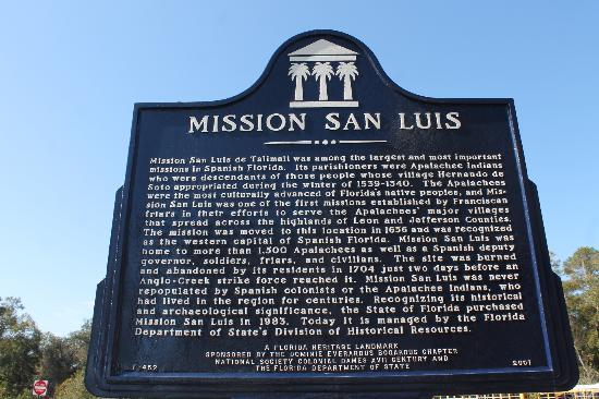 Mission san luis archaeological dating