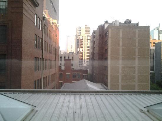 Adina Apartment Hotel Melbourne: view