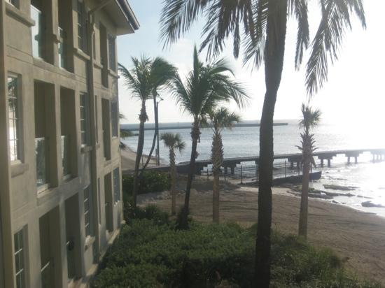 Casa Marina Key West, A Waldorf Astoria Resort: view from stairwell