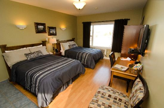 Antigonish Evergreen Inn: Room #5 - my favorite room