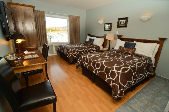 Antigonish Evergreen Inn: Room #6 - Xavier Room