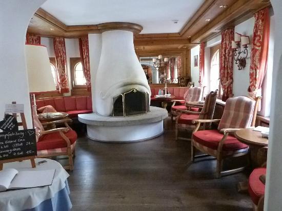 Hotel Bella Vista: Lounge area