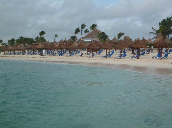 Grand Bahia Principe Coba: The Coba beach