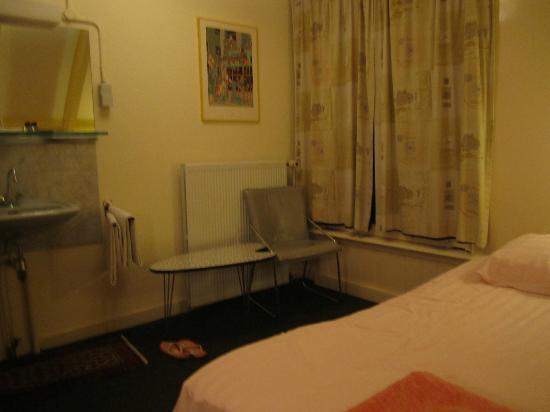 Hotel Museumzicht : Room