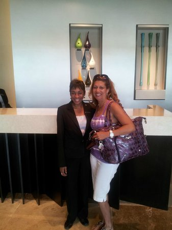 Omni Dallas Hotel: With Gail - Concierge Extraordinaire