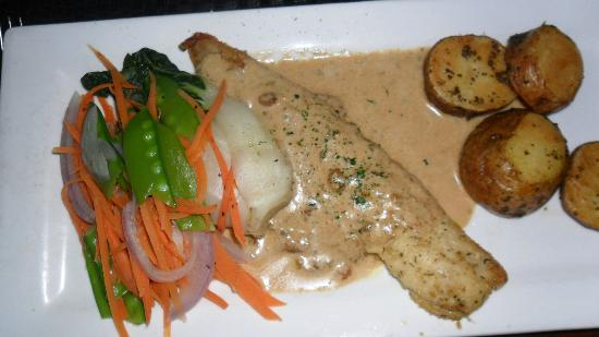 Encore @ Inn On The Lake: Haddock