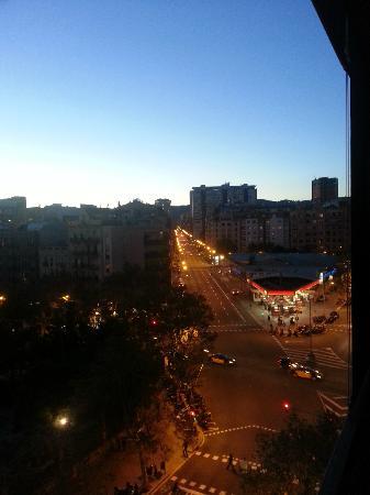 U232 Hotel: View from balcony