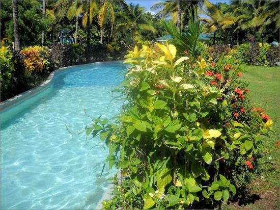 Coconut Bay Beach Resort & Spa: Another view of the lazy river