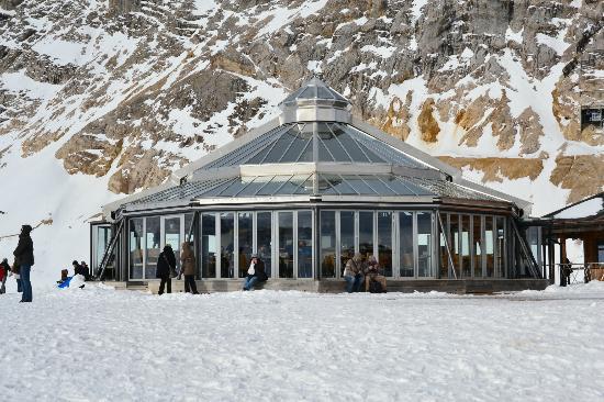 Zugspitze : el restaurant