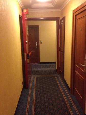 BEST WESTERN Hotel Mondial: krodr