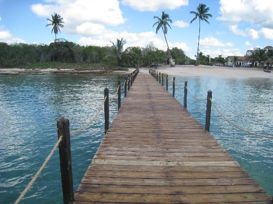 Weare Cadaques Bayahibe Hotel: Beach Pier