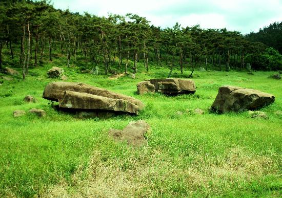 Gochang, Hwasun, and Ganghwa Dolmen Sites : Gochang Dolmen Cluster