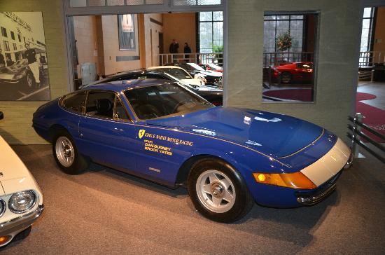 Ford Gt Picture Of The Saratoga Automobile Museum Saratoga