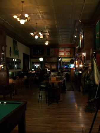 The Monarch Public House: Inside the joint