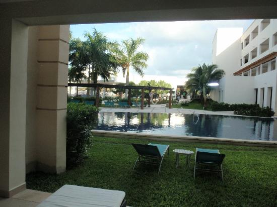 Secrets Silversands Riviera Cancun: View from room