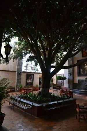 Mision San Gil: area de eventos
