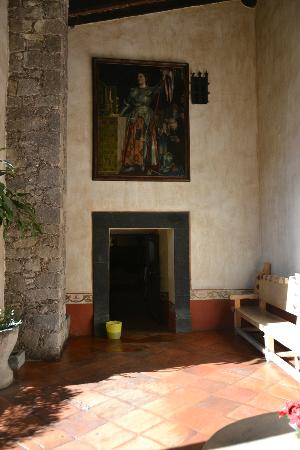 Mision San Gil: Salas de juntas / Fiestas