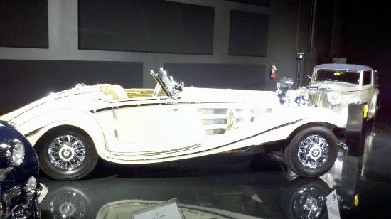 Kemp Auto Museum: 1935 Mercedes-Benz 500K Special Roadster