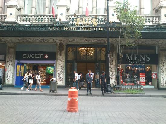 Gran Hotel Mexico City Tripadvisor