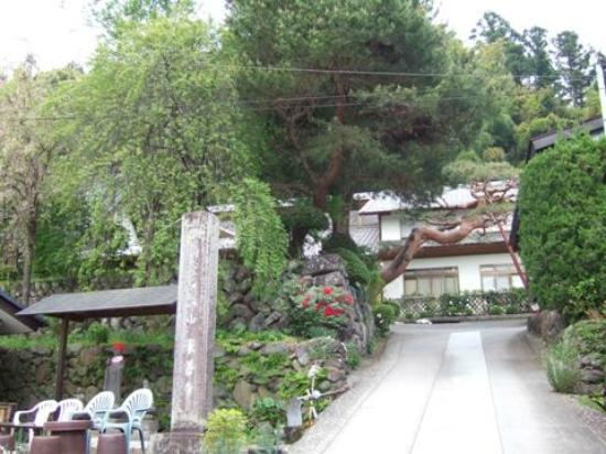 Tozen-ji Temple : 恋慕坂4