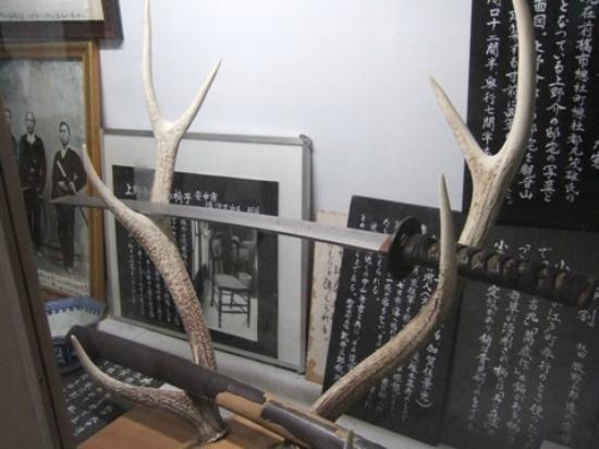 Tozen-ji Temple : 資料館2