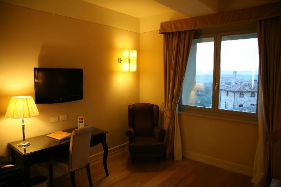 Palazzo San Lorenzo Hotel & Spa: the room