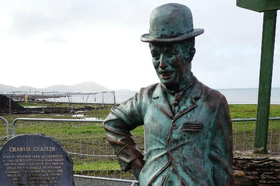 Ring of Kerry: Charlie Chaplin In Waterville