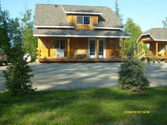 Denali Fireside Cabins & Suites: office