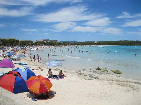Hotel Som Fona: Sa Coma beach