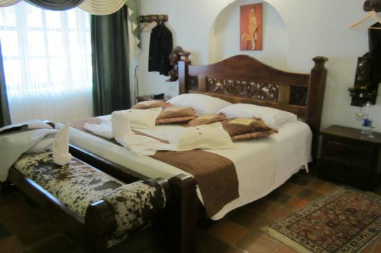 Hotel Antonio Narino : Suite