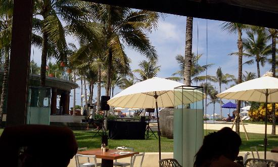 W Retreat & Spa Bali - Seminyak: W Hotel rocks