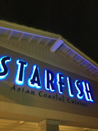 Starfish: welcome