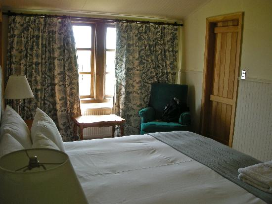 Bories House Hotel: Chambre