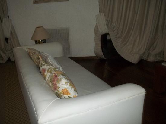 Hotel Ayui Spa & Termal: buena excelente vista ,ventilacion