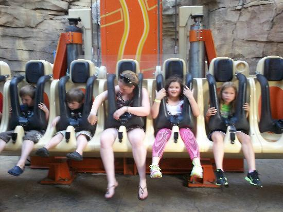 Busch Gardens Tampa: atraccion para ninos