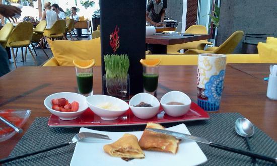 W Retreat & Spa Bali - Seminyak: My favourite order