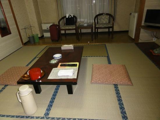 Hotel Tutui: 部屋