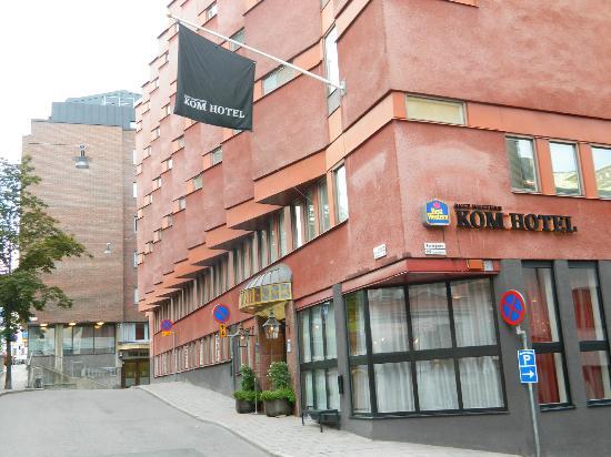 WESTERN HOTEL STOCKHOLM