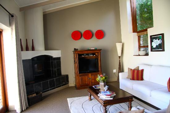 Grootbos Private Nature Reserve : Living Room