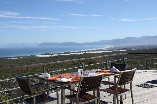 Grootbos Private Nature Reserve: Dining Area