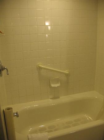 Hilton Philadelphia at Penn's Landing: tub