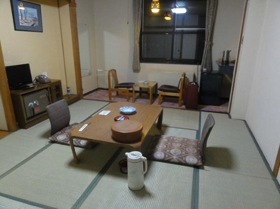 Kinkiyu Hotel: 客室