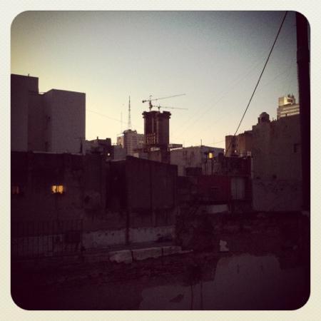 La Casona del Alma: roof terrace view