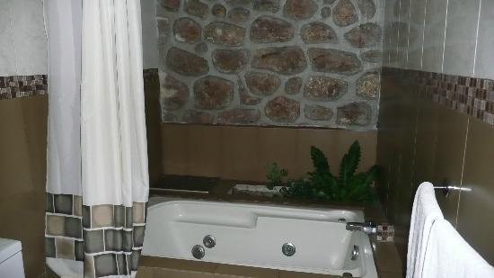 Hotel Zapata 91: La tina de hidromasaje
