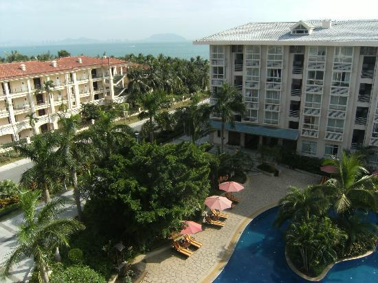 Yelan Bay Resort: Sea view