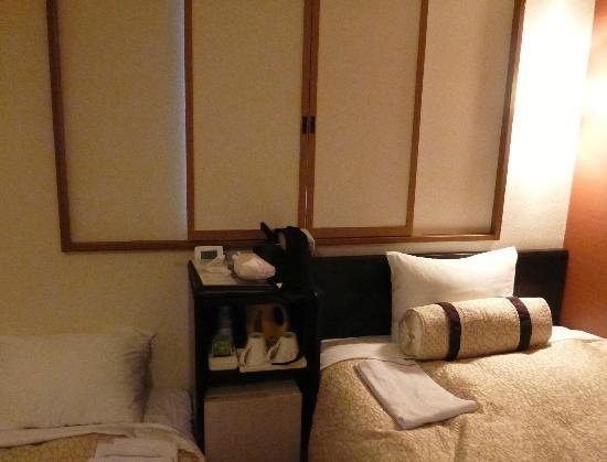 Kuretake Inn Mt. Fuji : 部屋です
